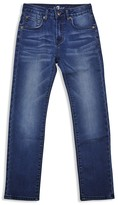 7 For All Mankind 7 for All Man Kind Boys' Slimmy Straight Jeans - Little Kid