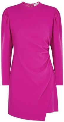 A.L.C. Jane hot pink ruched mini dress