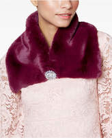 INC International Concepts I.n.c. Faux Fur Scarf Collar, Created for Macy's