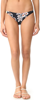 Tory Burch Bay Low Rise Bikini Bottoms
