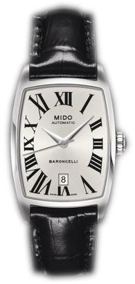 MIDO Ladies Watch Automatic Baroncelli Tonneau M0031071603300