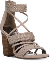 Carlos by Carlos Santana Java Block-Heel City Sandals