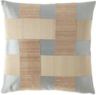 Dian Austin Couture Home Crisscross Lattice Boutique Pillow