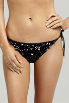 Natori Swim Beaded String Bottom