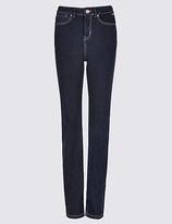 Per Una Roma Rise Straight Leg Jeans