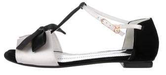 Chanel CC Bow Flats