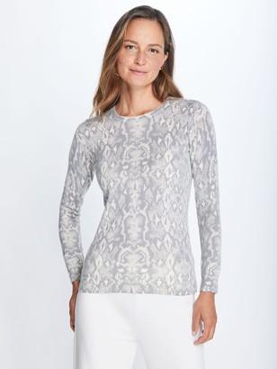 J.Mclaughlin Sancerre Sweater in Mini Naja