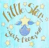 Stupell Industries The Kids Room Little Star You're Heaven Sent! Boy's Square Wall Plaque