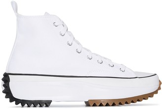 Converse Run Star Hike high top sneakers