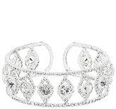 Cezanne Diamond Trail Cuff Bracelet