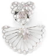 Yvonne Leon Diamond Fan Earring