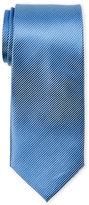 Geoffrey Beene Solid Bias Rib Tie