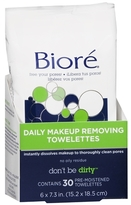 Biore Makeup Removing Towelettes