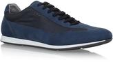 Geox Clemet Sneaker In Navy