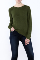Olivaceous Soft Cozy Sweater