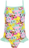 Pokemon Girls' Swimsuit
