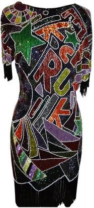 Naeem Khan Multicolour Silk Dress for Women