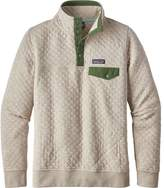 Patagonia Cotton Quilt Snap-T Pullover Sweatshirt