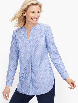 Talbots Perfect Tunic - Jacquard
