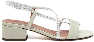 Michel Vivien Oeke sandals