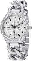 Stuhrling Original Womens Silver Tone Bracelet Watch-Sp14835