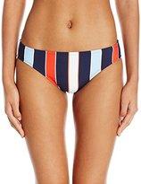 Tommy Hilfiger Women's Speedy Stripe Classic Bikini Bottom