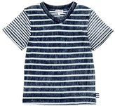 Splendid Little Boy Mix Indigo Stripe Top