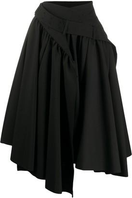 Junya Watanabe Layered Wrap Skirt