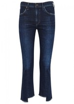 Citizens of Humanity Amari Stepped-hem Jeans