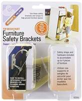 Mommys Helper Tip Resistant Furniture Safety - 3 Packs Of 8 Count = 24 Count by Mommy's Helper