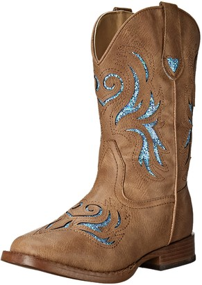 Roper Girls Glitter Breeze Western Boot