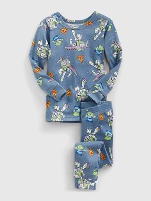 Disney babyGap | Pixar Buzz Lightyear PJ Set