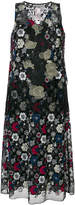 Antonio Marras floral embroidered dress