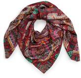 Echo Women's Paisley Silk Scarf