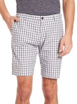 Lacoste Oxford Check Shorts