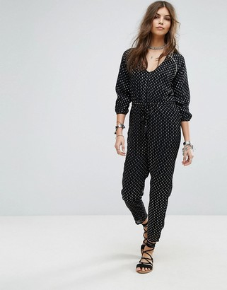 Amuse Society Westwood Beach Jumpsuit