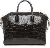 Givenchy Medium Antigona Handbag in Black