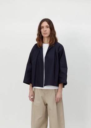 Sofie D'hoore Candy Cotton Twill Open Jacket