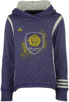 adidas Girls' Orlando City SC Performance Hoodie