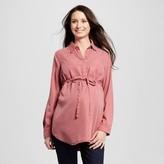 Liz Lange for Target Maternity Popover Tunic