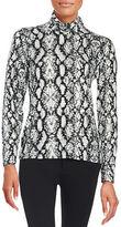 Calvin Klein Knit Turtleneck
