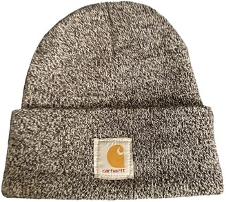 Carhartt Anthracite Synthetic Hats & pull on hats