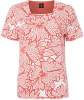 Tigi Short Sleeve Floral Top