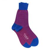 Thomas Pink Pieter Herringbone Socks