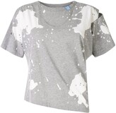 Puma Maison Yasuhiro asymmetric tie-dye T-shirt