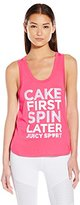 Juicy Couture Black Label Women's Cake First Canyon Jeresy Tank