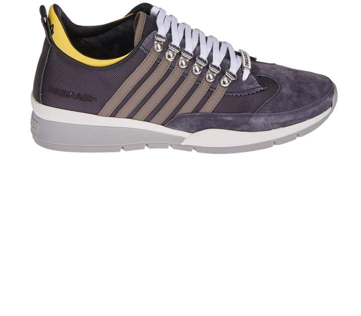 DSQUARED2 Meshed Running Sneakers
