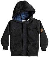 Quiksilver NEW QUIKSILVERTM Boys 2-7 Ocean Vessel Zipped Hoodie Boys Children Sweatshirt