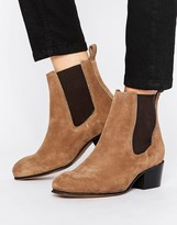 Selected London Suede Boot