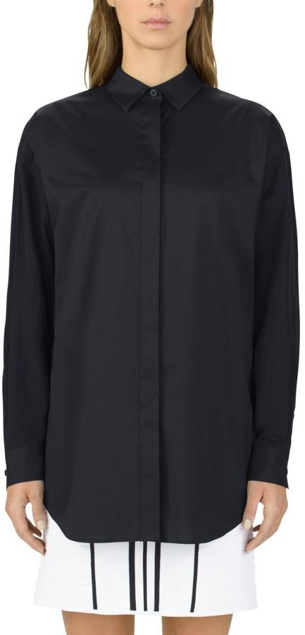 Under Armour Women's UAS Oversized Poplin Shirt